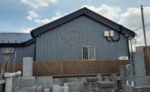 流山市 M様邸外部改装工事外壁塗装施工例 詳細