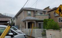 松戸市K様邸外部改装工事外壁塗装施工例 詳細