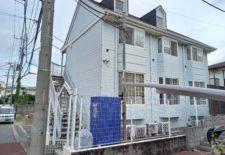 松戸市 Bアパート外部改装工事