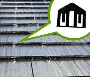 屋根塗装のタスペーサー